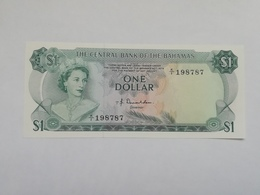 BAHAMAS 1 DOLLAR 1974 - Bahamas