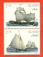 Aland 1995. Sailing Ships.  Unused Stamps. - Ships
