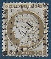 Eure - P.C. Du G.G.  451  Bernay - Marcophilie (Timbres Détachés)