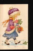 LOT050......20 CPA ILLUSTRATIONS ENFANTS - Cartes Postales