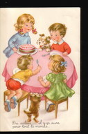 LOT051......20 CPA ILLUSTRATIONS ENFANTS - Cartes Postales