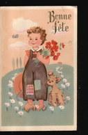 LOT052......20 CPA ILLUSTRATIONS ENFANTS - Cartes Postales