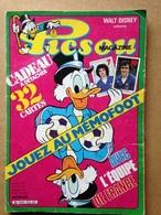 Disney - Picsou Magazine ° Année 1982 - N°125 (avec Grand Défaut D'usure) - Picsou Magazine