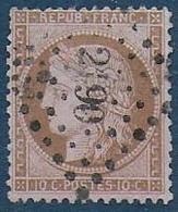Seine - P.C. Du G.G.  2190  Mantes - 1849-1876: Klassik
