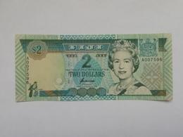 FIJI 2 DOLLARS 1996 - Fidji