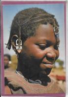 REPUBLIQUE DE HAUTE VOLTA Jeune Fille  Bella Sur La Piste MARKOYE - Cartes Postales