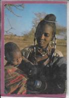 HAUTE VOLTA DADIGA  En Pays LIPTAKO  Près De TIN AGADEL  Maternité WARAWARA - Cartes Postales