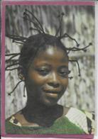 AFRIQUE EN COULEUR  .- Coiffure Africaine - Cartes Postales