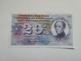 SVIZZERA 20 FRANCS 1965 - Svizzera