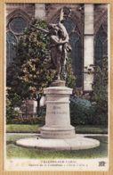 X51147 CHÂLONS-sur-MARNEDON J. CHEVALIER Square De La Cathédrale GLORIA VICTIS 1910s  NEURDEIN 81 - Châlons-sur-Marne