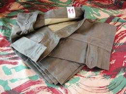 Pantalon Treillis Ancien Modèle - ARMÉE FRANCAISE _M253 - Uniformes