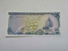 MALDIVE 50 RUFIYAA 1987 - Maldive