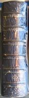 Leuchtturm - SET VARIO CLASSIC GIGANT De Couleur Bleue (RELIURE+ETUI) - Albums & Reliures