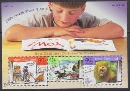 New Zealand - Nouvelle Zelande 1999 Yvert BF 131 In Profit Of The Childrens - Miniature Sheet - MNH - Nueva Zelanda