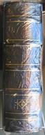 Leuchtturm - SET OPTIMA CLASSIC GIGANT De Couleur Verte (RELIURE+ETUI) - Albums & Reliures