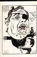 LOT059......20 CPSM ILLUSTRATIONS POLITIQUES  ...J LARDIE - Cartes Postales