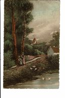 CPA - Carte Postale -Belgique - Paysage Bucolique -1922 - VM581 - Scènes & Paysages