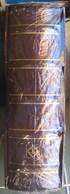 Leuchtturm - SET OPTIMA CLASSIC GIGANT De Couleur Rouge (RELIURE+ETUI) - Albums & Reliures