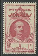 COTE FRANCAISE DES SOMALIS 1938 YT 162** - Côte Française Des Somalis (1894-1967)