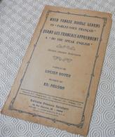 Fp1.k- Partition When Yankee Doodle Learns To Parlez-vous Français Lucien Boyer Ed. Nelson WWI Guerre Mondiale - Non Classés