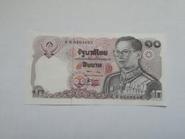 TAILANDIA 10 BATH - Tailandia