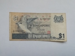 SINGAPORE 1 DOLLAR - Singapour