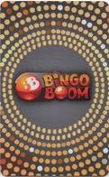 Carte De Casino Ou Centre Jeux : Bingo Boom (Russie) - Cartes De Casino