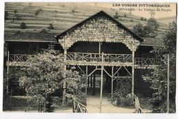 CPA 88 BUSSANG Le Théatre Du Peuple - Bussang