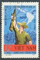 TIMBRE - VIETNAM - Lot 13 - Oblitéré - Viêt-Nam