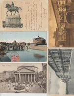 N 180 Lot 100 CPA Différentes D Italie - Cartes Postales