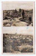 MORTAIN--1953--Vues (2 )  Sur La Collégiale  --timbre--cachet......... à Saisir - Altri Comuni