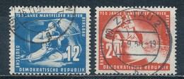 DDR 273/74 Gestempelt - DDR