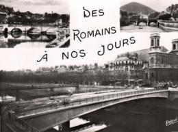 C 4214 - Besançon - Les Bains (25) Le Pont Battant  Inauguré En Décembre 1968 - Besancon