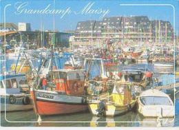 Grandcamp Maisy   H351       Le Port Et Les Résidences - France