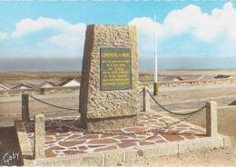 Langrune Sur Mer    H389         Monument Commémoratif Du Débarquement .... - France