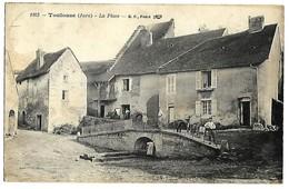 E10 JURA 39 TOULOUSE La Place 1910 TBE - Autres Communes