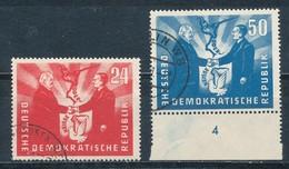 DDR 284/85 Gestempelt - DDR