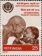 USED STAMPS -India - International Year Of The Child -  1979 - India