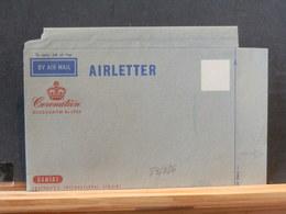 83/086 AEROGRAMME  AUSTRALIA  1953 XX  VERSO SPECIMEN - Postal Stationery