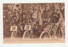 Clark,Kuhn,Applebee,1er,2e Et 3e De La Catégorie 250 Du Tourist Trophy.Motos Lewis,pneus Hutchinson - Sport Moto