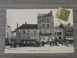 PAIMBOEUF - Le QUAI BOULAY-PATY - Paimboeuf
