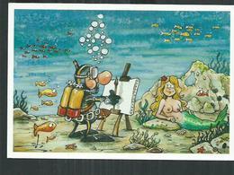 Dibuix Al Natural , Marine Art , Joan Subirana - Humour