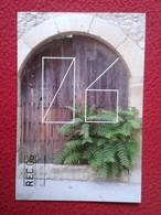 SPAIN POSTAL POST CARD CARTE POSTALE PUBLICITARIA PUBLICIDAD ADVERTISING REC. 06 STORES EXPERIMENTAL IMAGEN PUERTA DOOR - Publicidad