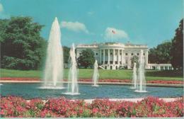 CPSM:  WASHINGTON     (etats-unis):  Maison Blanche (résidence Des Présidents Des U.S.A. )   (E1436) - Etats-Unis
