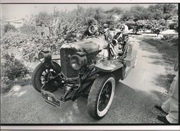 Photo Originale D'une Voiture Des Années 1920 - Marque à Identifier -  30 X 20 Cm - - Automobiles