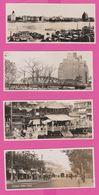 SHANGHAI - Ensemble De 4 Grandes Photos De La Ville - Chine