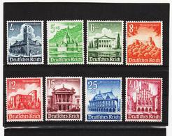 AUA1124 DEUTSCHES REICH 1940  MICHL  751/59  ** Postfrisch Siehe ABBILDUNG - Deutschland