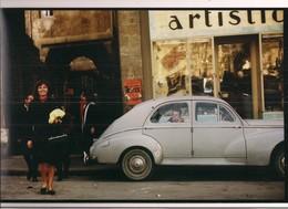 Photo Originale D'une Peugeot 203 -  30 X 20 Cm - - Automobiles