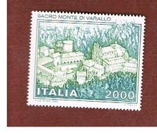 ITALIA - UN.1782   - 1986 SACRO  MONTE DI VARALLO   -  NUOVI **(MINT) - 6. 1946-.. Repubblica