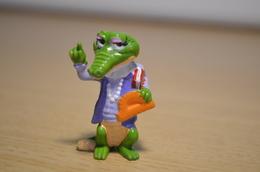 Kinder Crazy Crocos - 1992 - F6 - Miss Crocomatics - Sans BPZ - MonoBlocks